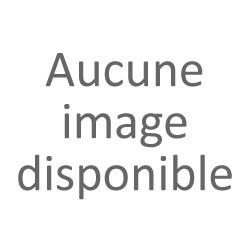 Motif Art Nouveau Gris chiné foncé